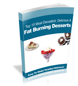 10 fat burning desserts manual
